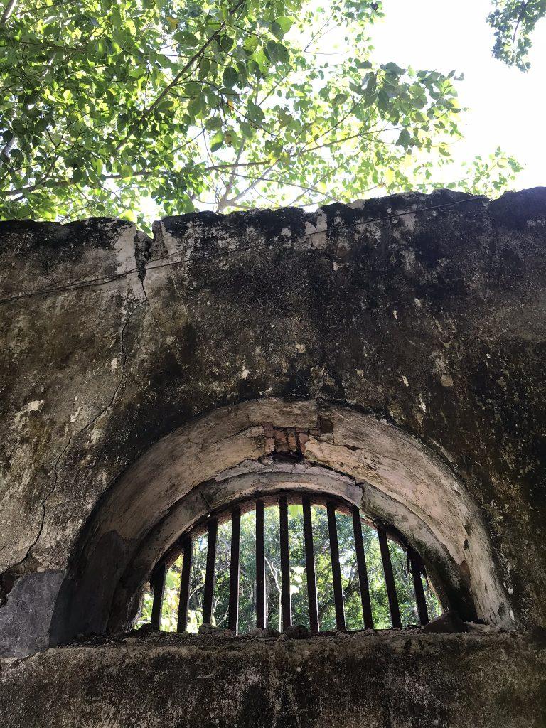 prison de Petit Canal en Guadeloupe