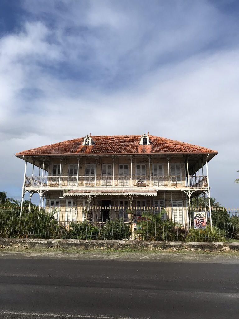 la maison hantée Zévallos