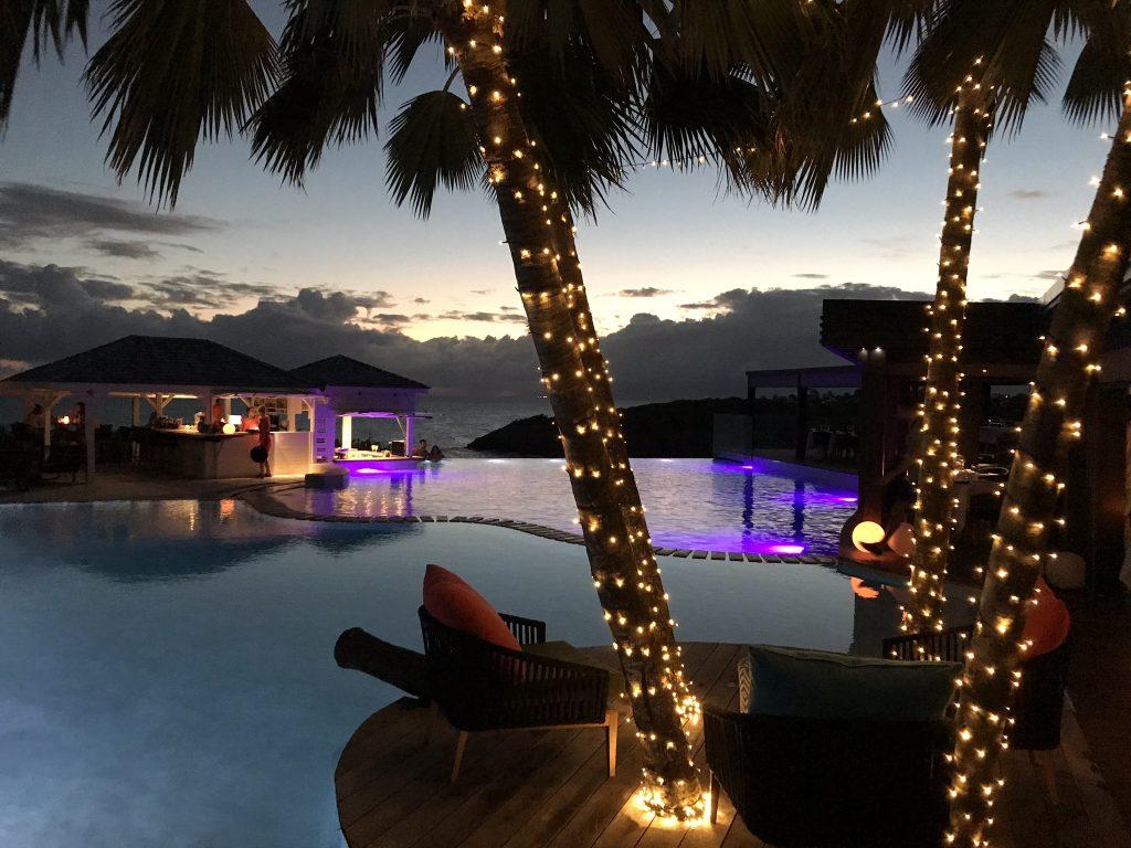 le très chic hôtel toubana