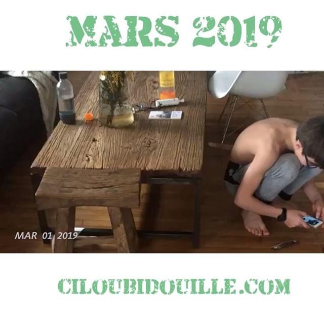 vidéo mois de mars 2019