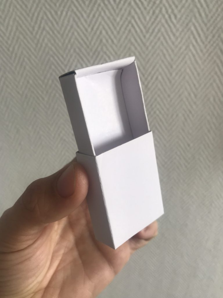 petite boite à personnaliser