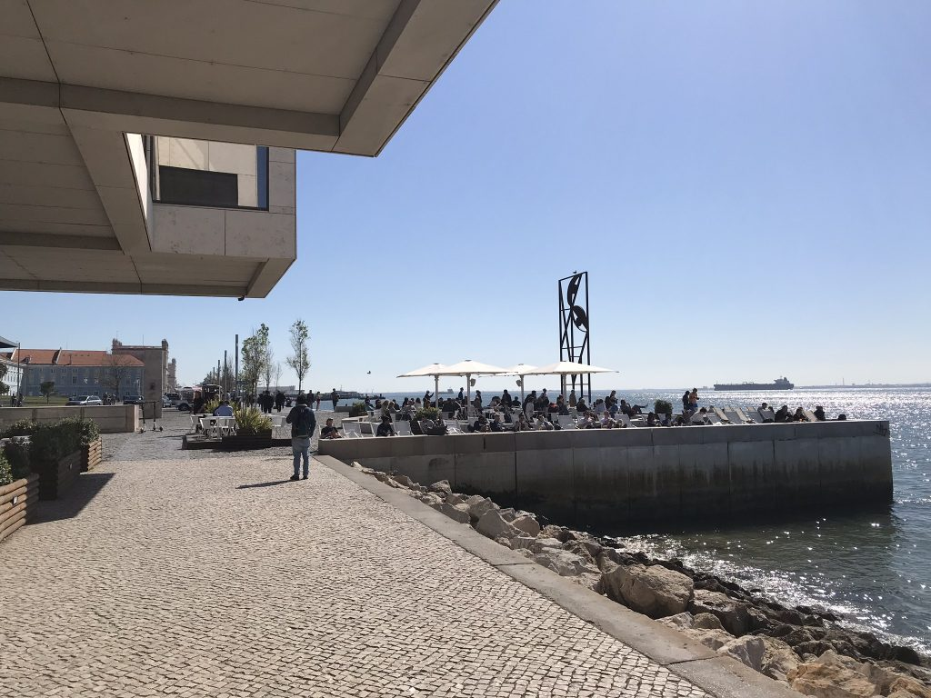 Quai Lisbonne tage