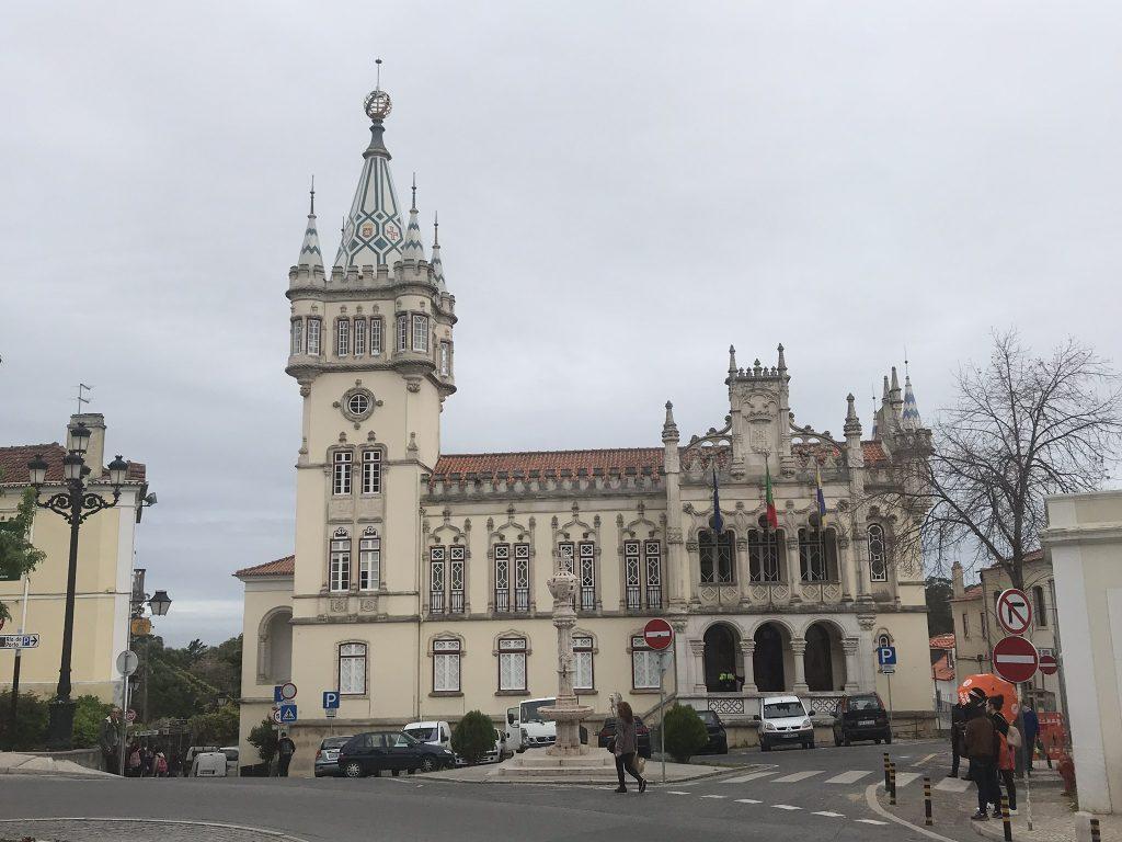 alentours de Lisbonne Sintra
