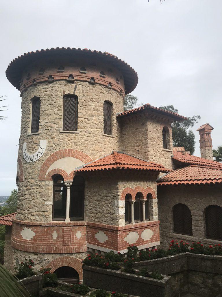 alentours de Lisbonne sintra villa sasseti