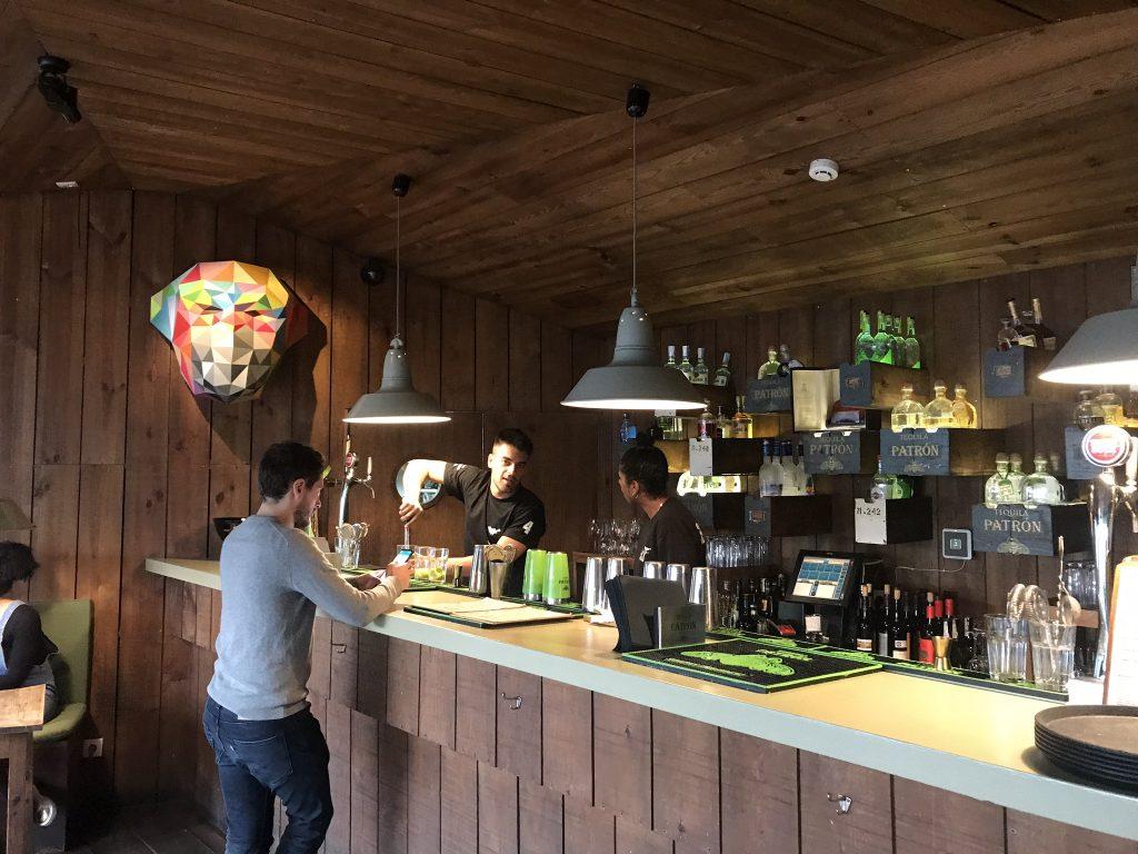 Lisbonne park bar