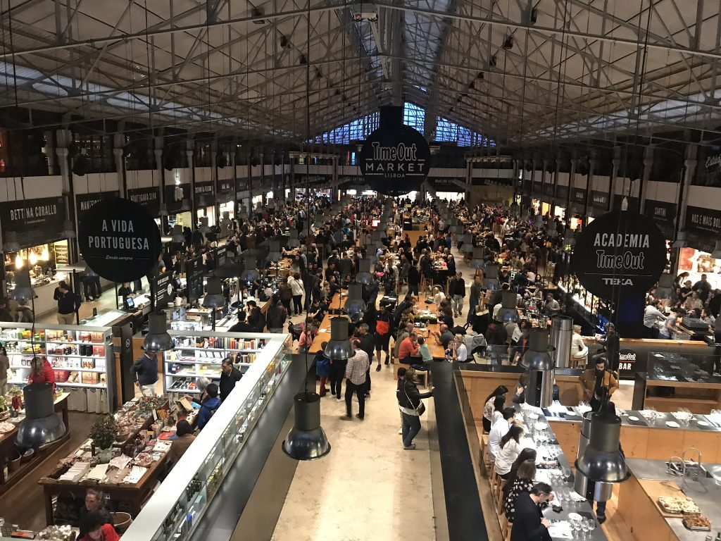 Time out market Lisbonne