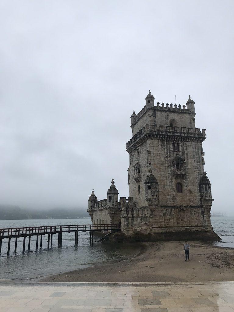 alentours de Lisbonne : tour de bellem
