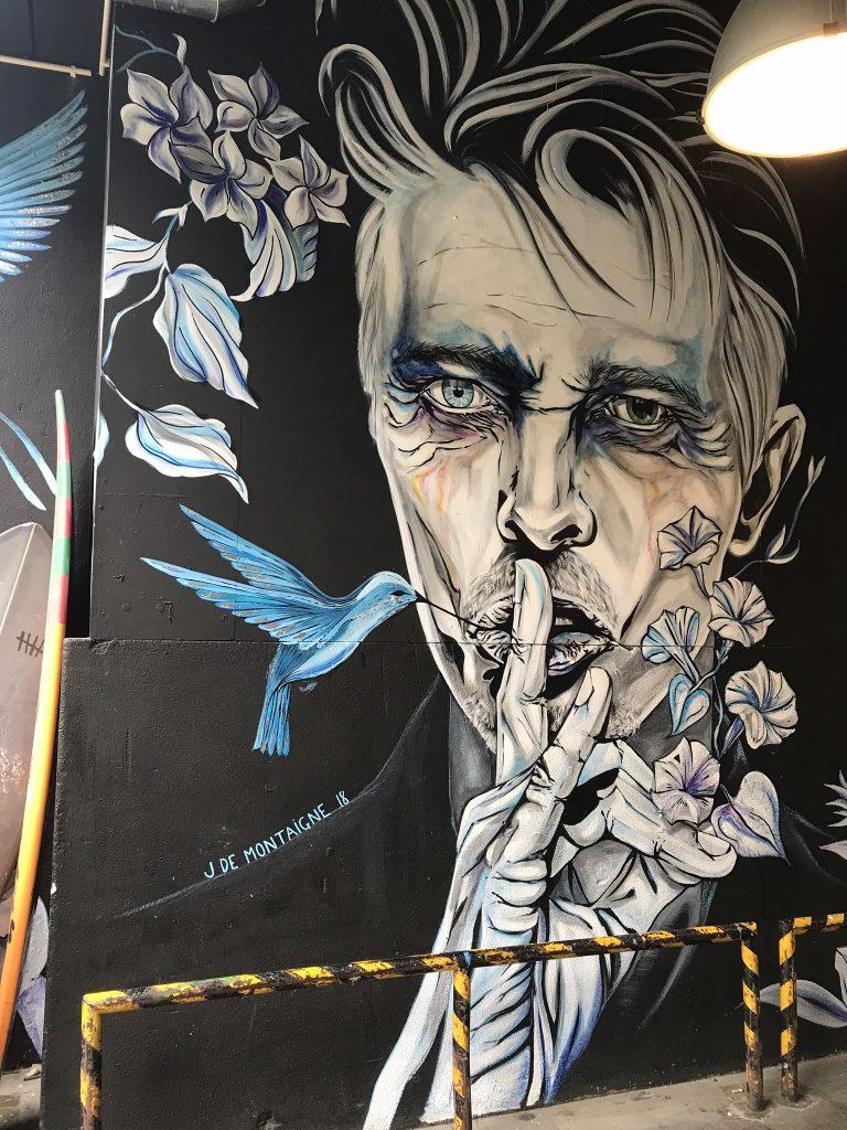 street art de Lisbonne