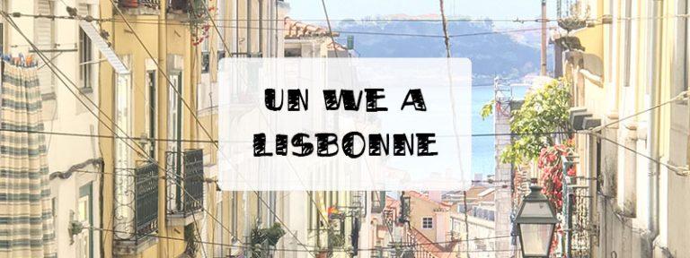 un we à Lisbonne