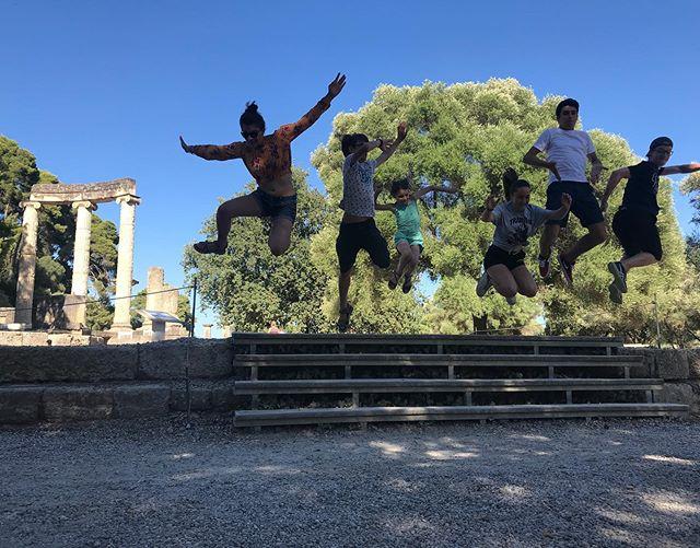 olympie grece