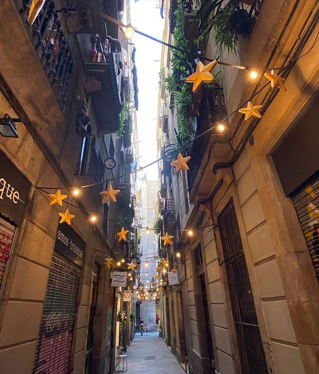 Barcelone quartier de El born