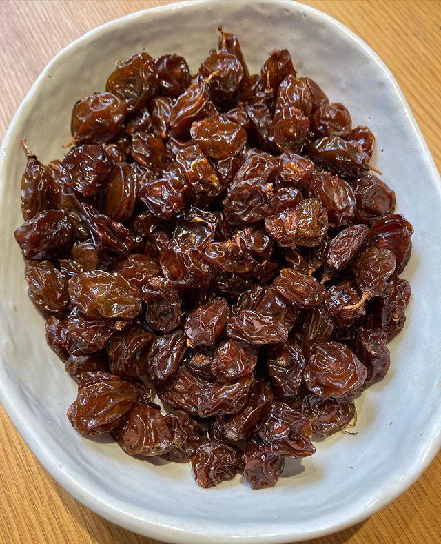 raisins secs maison