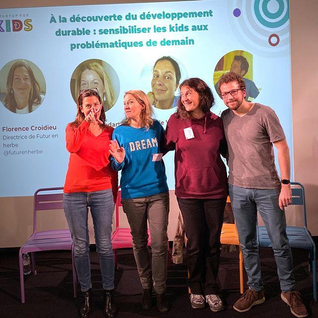 Le développement durable et les enfants