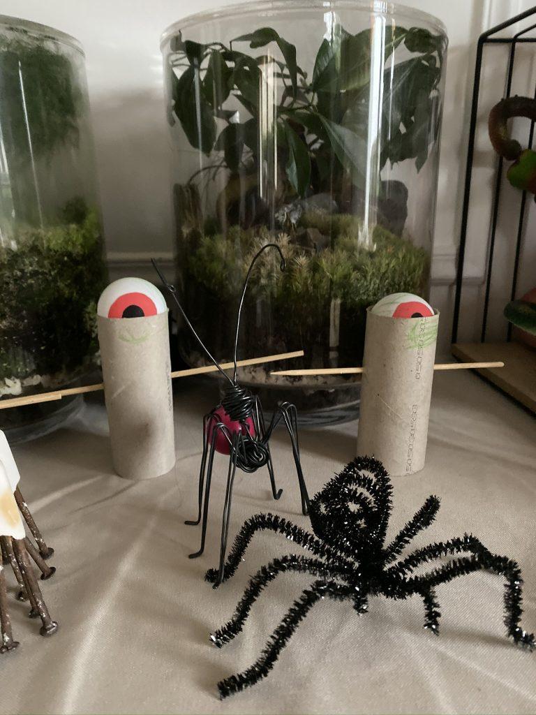 idées Halloween décoration