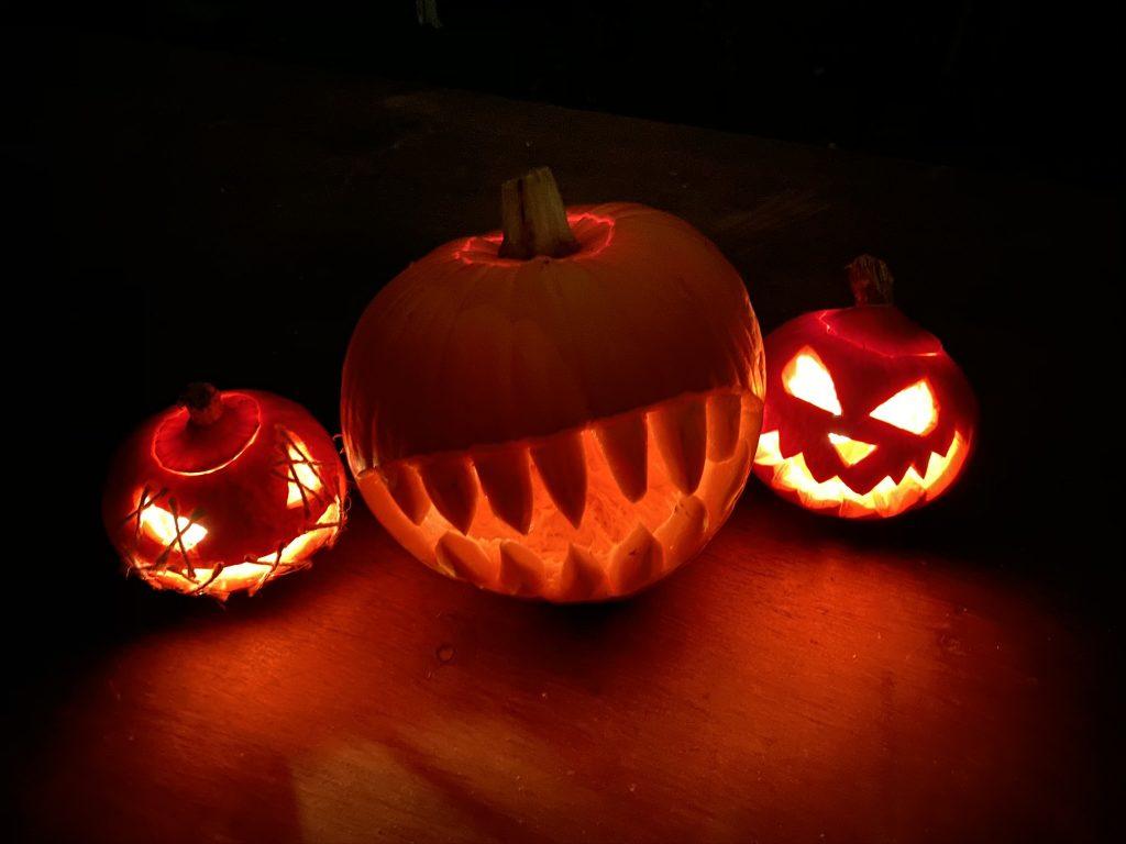 idées Halloween citrouilles sculptées