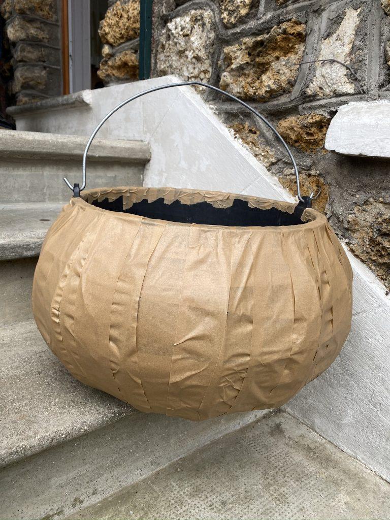 fabrication de chaudron