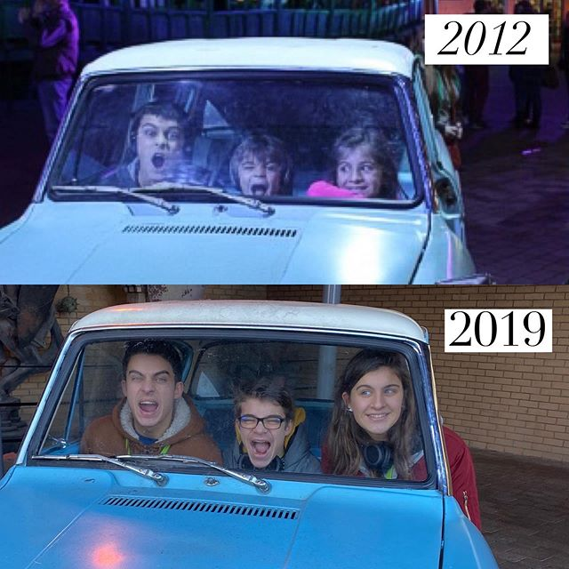 7 ans après notre première visite aux studios Harry Potter à Londres, nous y sommes retournés ce matin. Bonne nouvelle : c'est toujours aussi bien ! Mieux, ils ont rajouté des tas de choses et réagencé les zones à voir. On a tous passé un excellent moment, que ce soit ceux qui découvraient que ceux qui revenaient. J'hésite à refaire un article car le premier publié en 2012 était déjà très dense ! Mais mes photos sont bien meilleures aujourd'hui et mes astuces de visites différentes. Cela dit, j'ai déjà tellement d'articles en retard... Bref, on verra si je trouve l'énergie, comme d'hab :) #cilouinlondon #studioharrypotter #harrypotterstudiotour #london