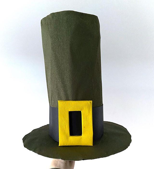 Fabriquer un chapeau irlandais en carton