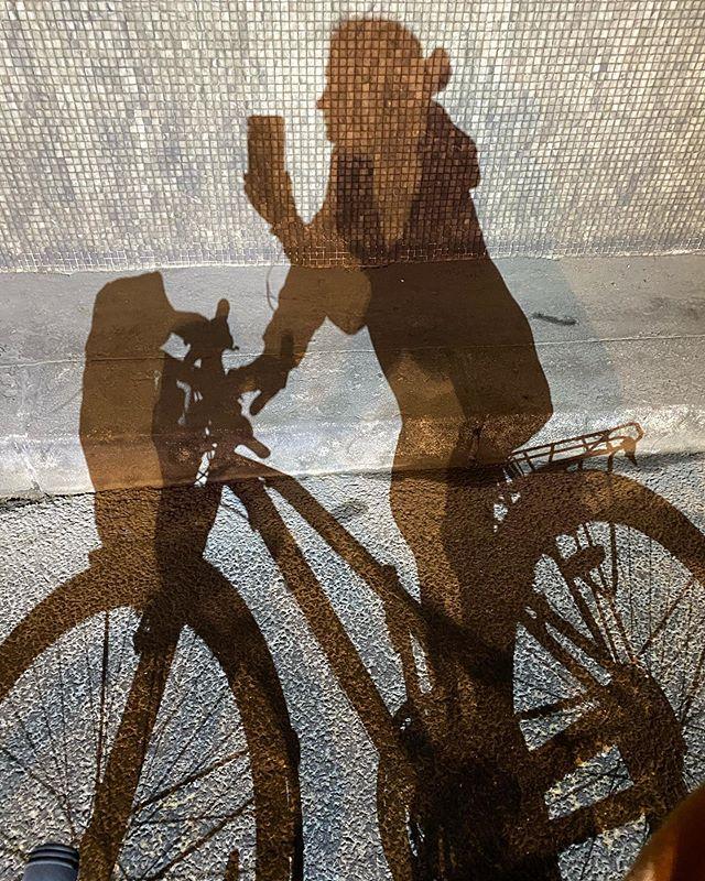 A Paris, en vélo, on dépasse les autos