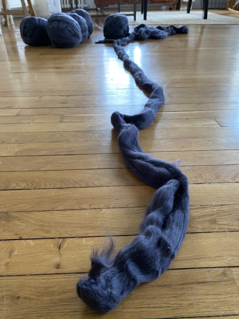 tricoter sans aiguille
