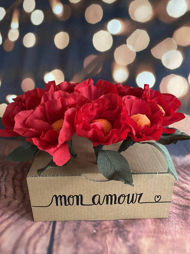 surprise pour la saint valentin