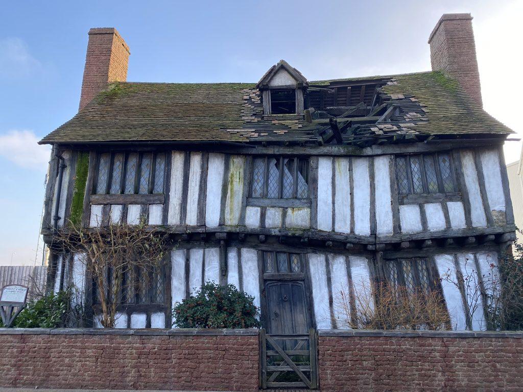 maison de Lily et James Potter à Godric's Hollow