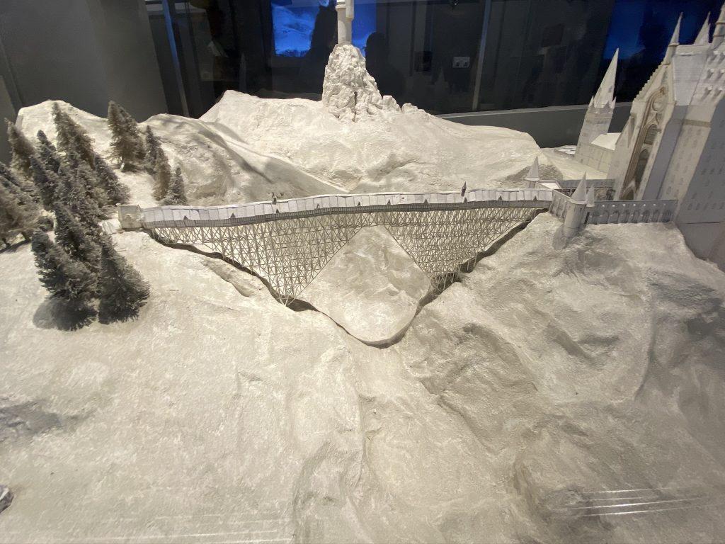 maquette Harry Potter