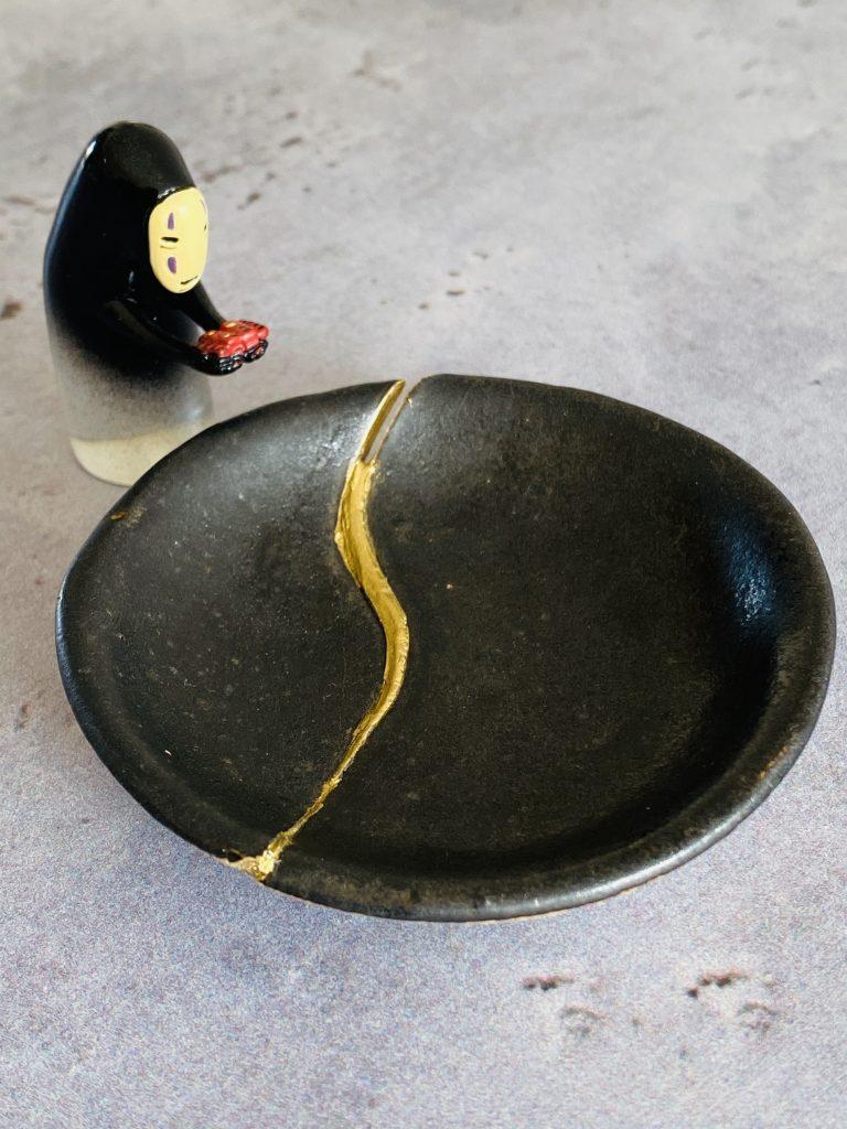 kintsugi art de réparation japonais