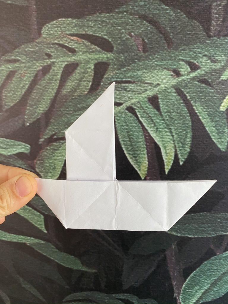 histoire en origami