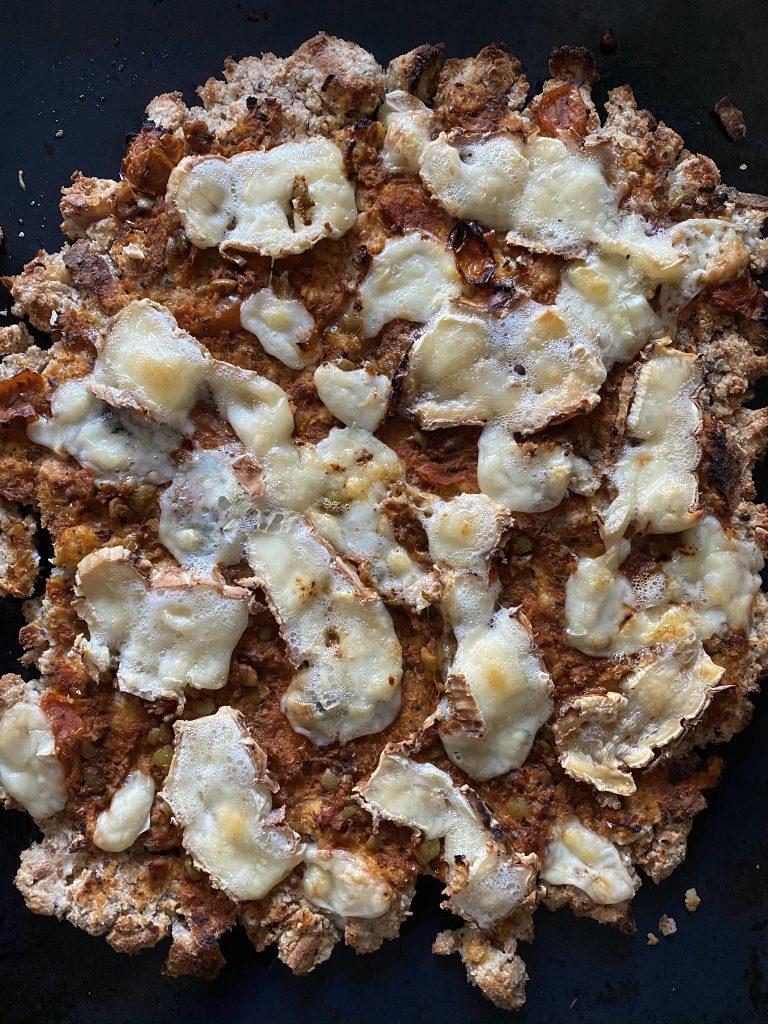 Pizza au pain dur ou la recette anti gachis