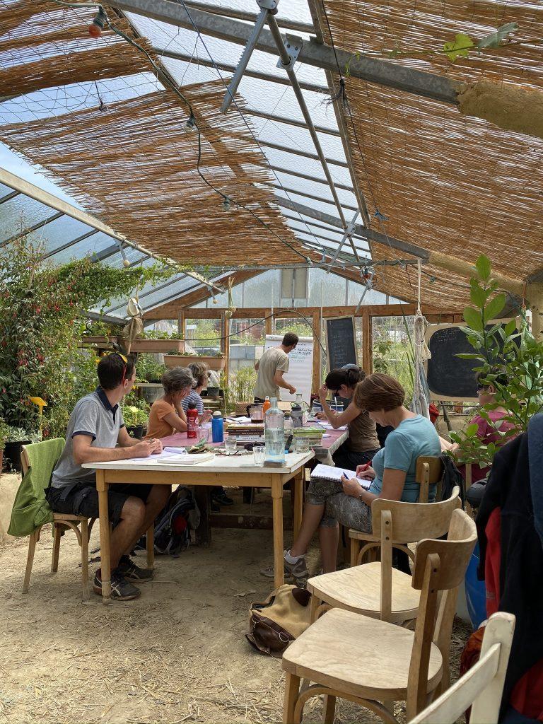 université des alvéoles permaculture