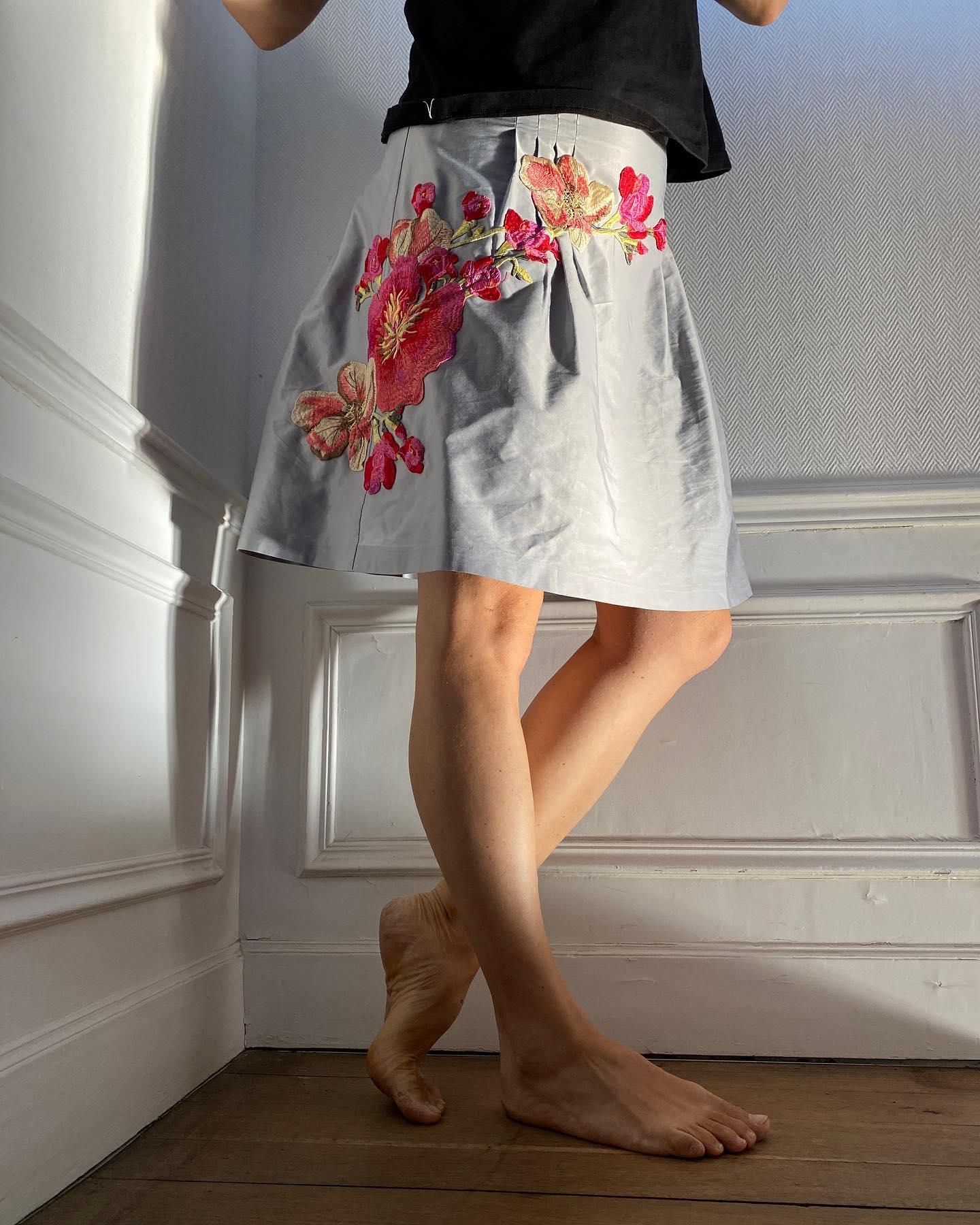 customisation de jupe