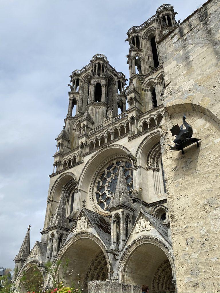cathédrale Notre-Dame de LAON (Aisne)