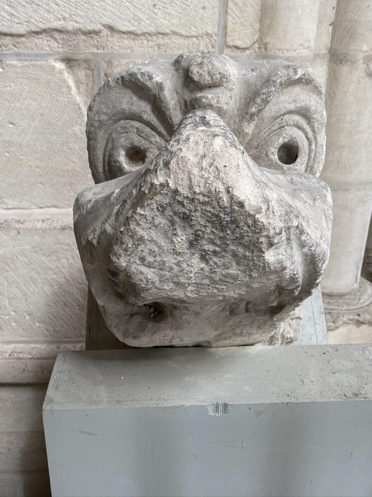 chimère cathédrale laon