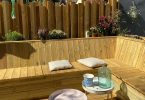 terrasse en bois fait maison