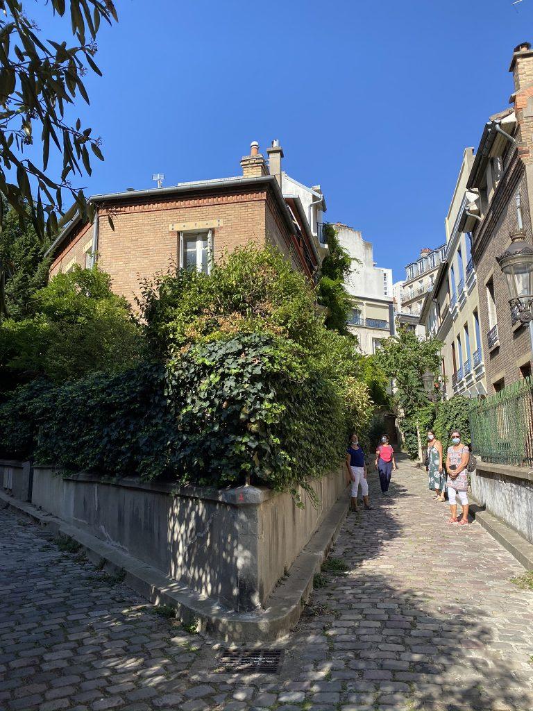 visite de paris 13 ruelles secrètes