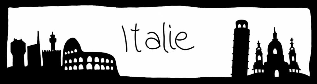 Italie Récits de voyage