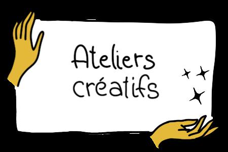 ateliers créatifs ciloubidouille