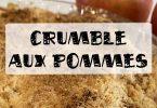 recette de crumble délicieux