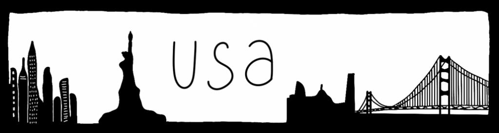 USA voyages en famille