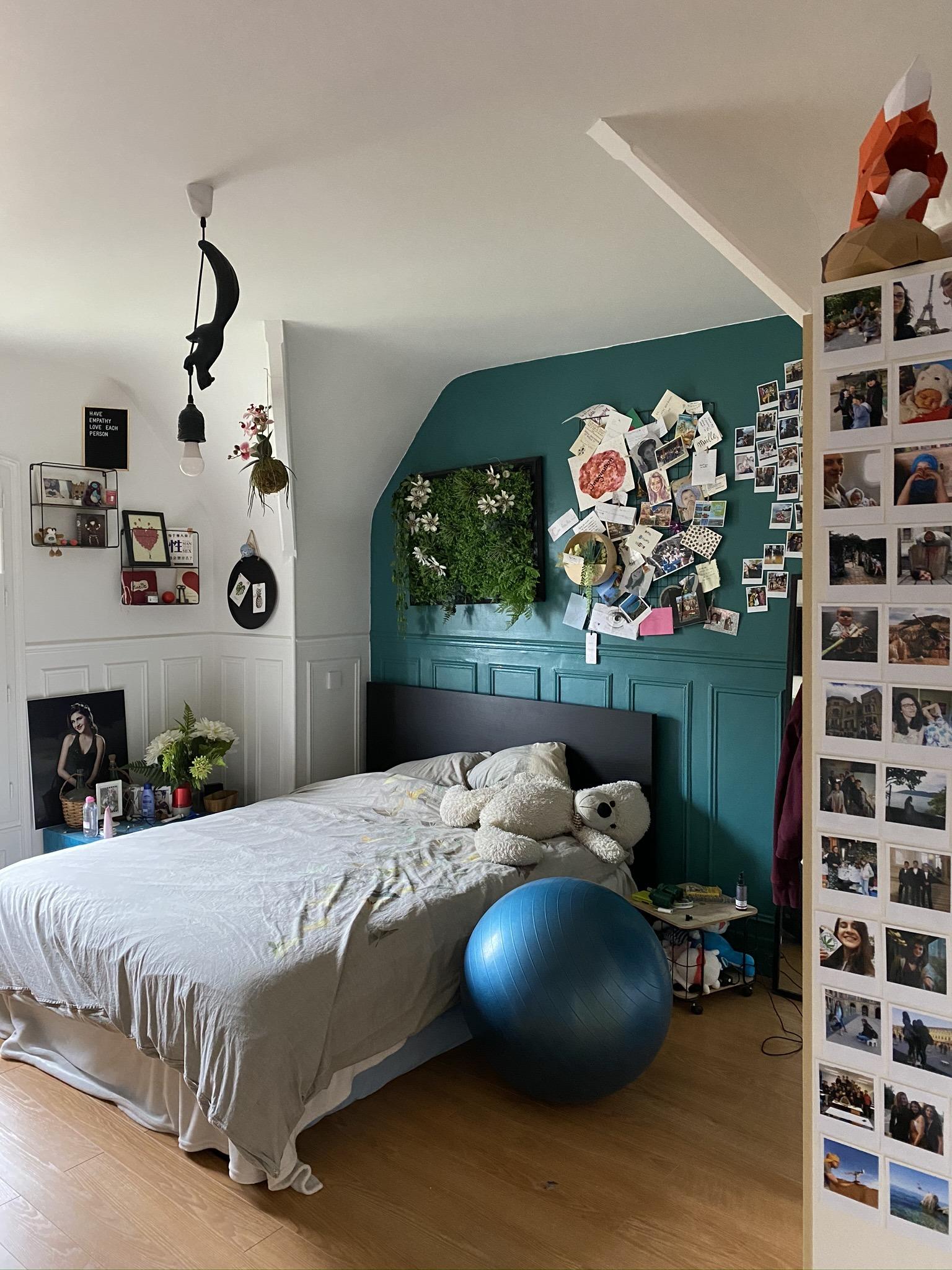 Voici la chambre d'étudiante de ma fille   Ciloubidouille