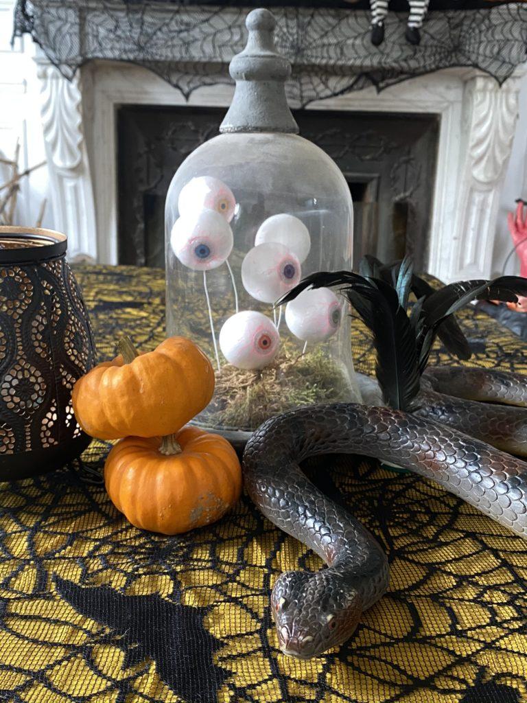 déco halloween facile