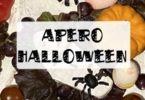 plateau apéro Halloween