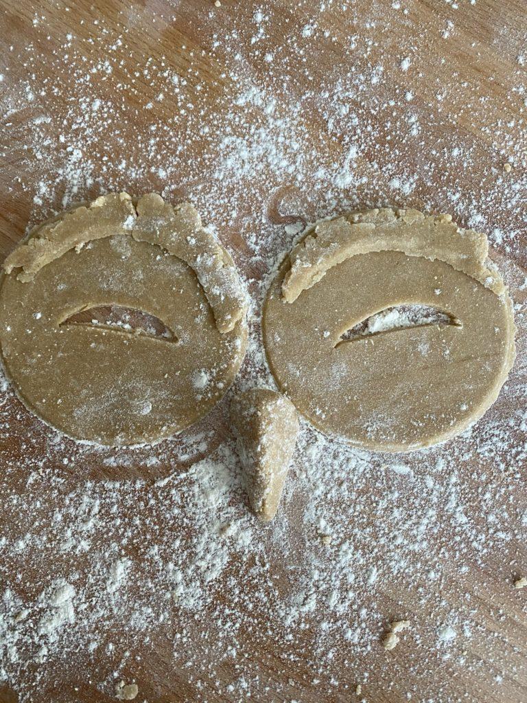 tarte hibou chouette
