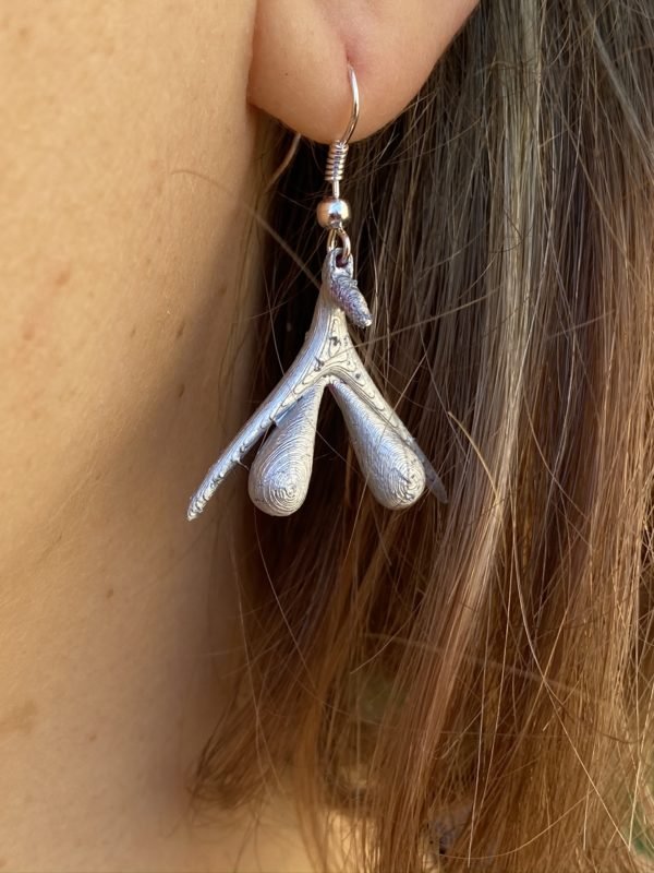 boucles oreille clitoris