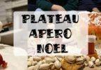 plateau apéro noel
