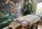 saint valentin à la maison : massage à domicile