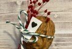 surprise dans une coque de noix