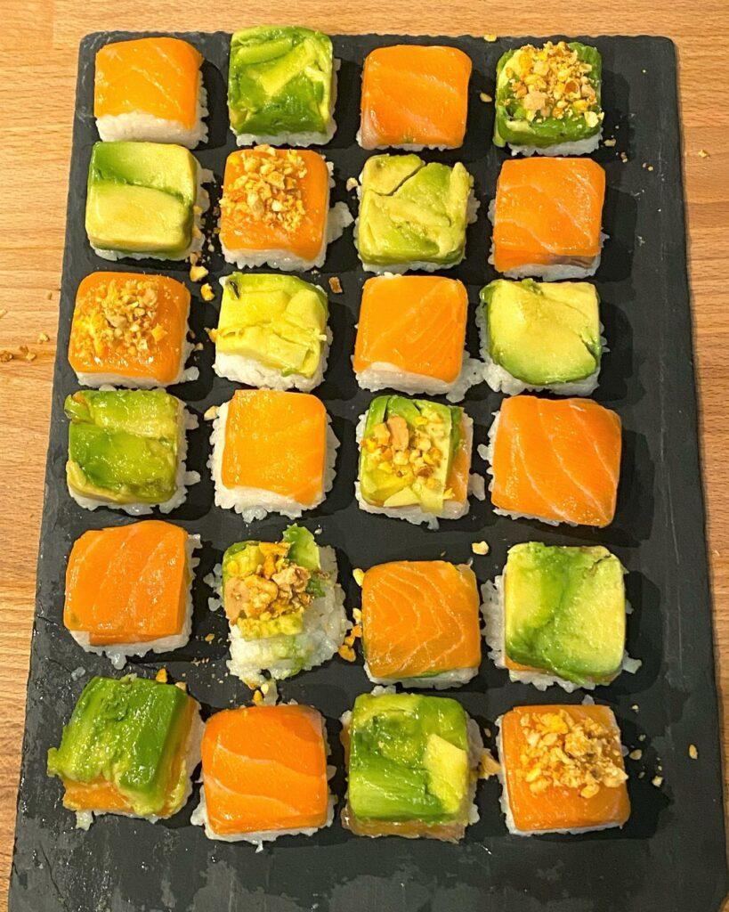 recette sushis faciles