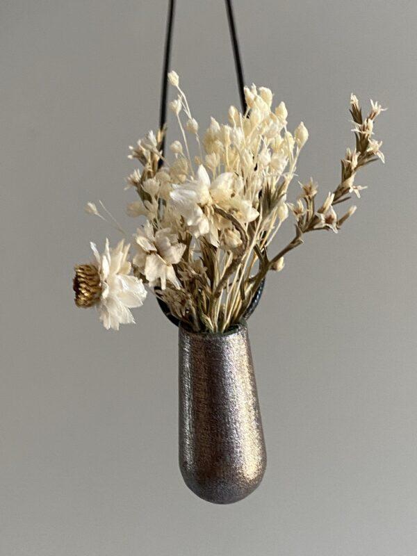 collier mini vase